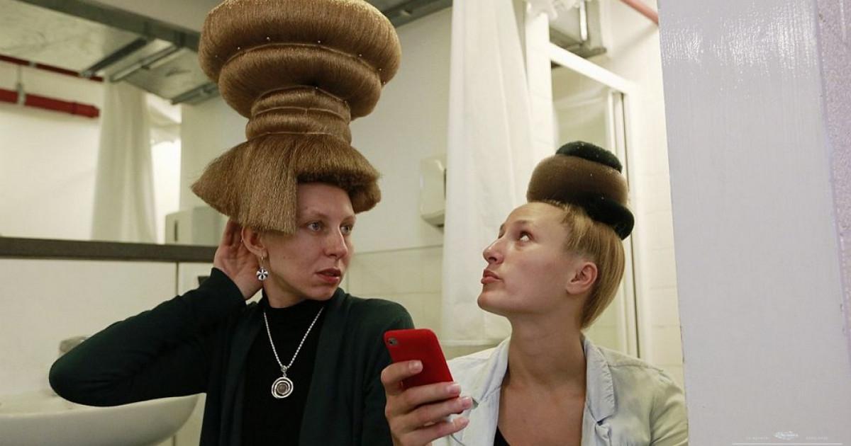 Смешные картинки про парикмахеров на новый год